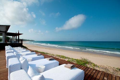 sejour balneaire de luxe au white pearl mozambique