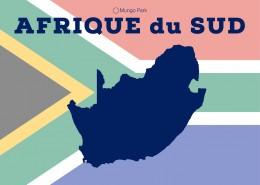 Mieux préparer son voyage avec une infographie sur l'Afrique du Sud