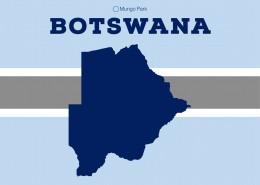 infographie sur le Botswana