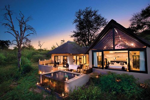 safari afrique du sud luxe comfort honey moon lune de miel voyage de noce lion sands ivory lodge sabi sands