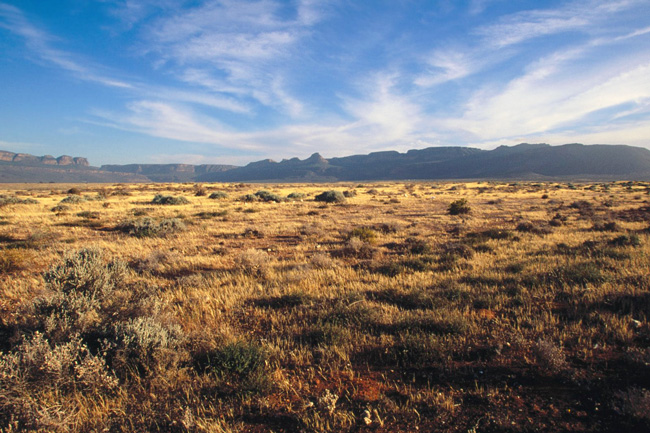 Le Karoo Mungo Park