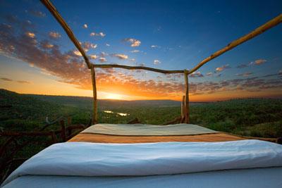 experience insolite Kenya dormir belle etoile loisaba safari