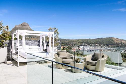 MannaBay hotel de charme au Cap en Afrique du Sud