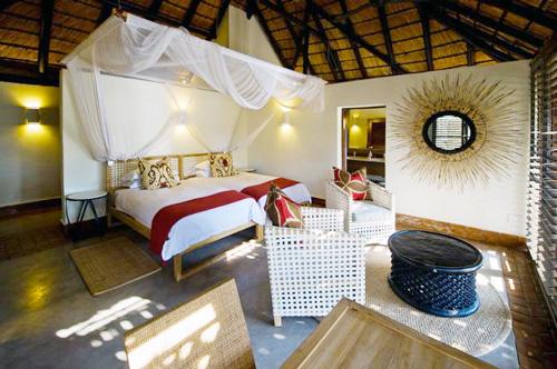 Hébergement Mungo Park Afrique vacances