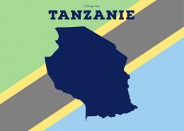 infographie sur la Tanzanie