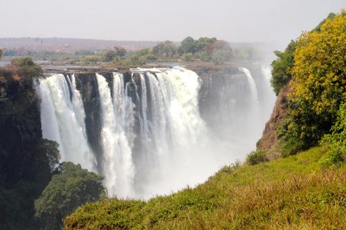 Hébergement Mungo park vacances afrique