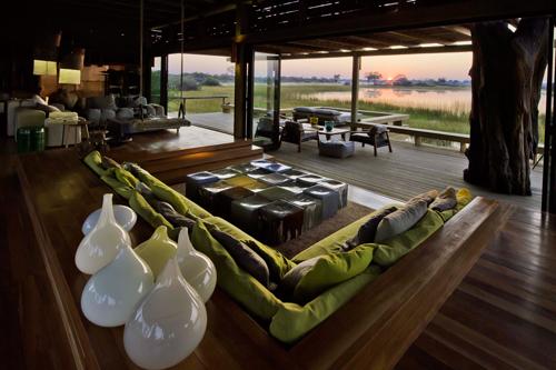 Hébergement luxueux en afrique