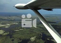 avion taxi au botswana