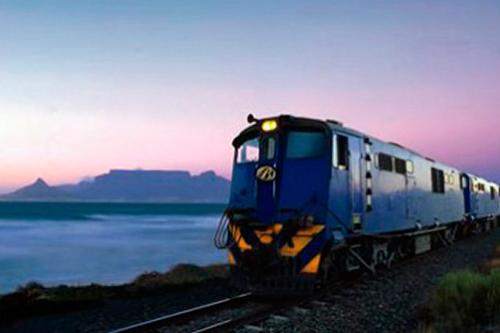 le blue train pour un séjour hors du commun avec l'agence spécialisée mungo Park