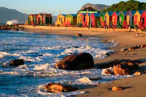 Maison de plage à Cape Town, le rêve sud Africain