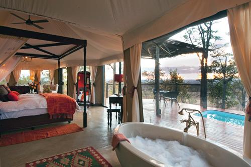 Hébergement avec Mungo Park séjour luxe en afrique