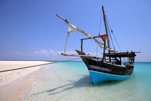 safari voilier quirimbas plage paradisiaque