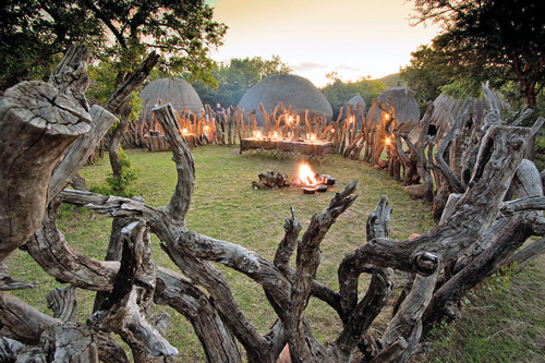 zulu lodge afrique du sud