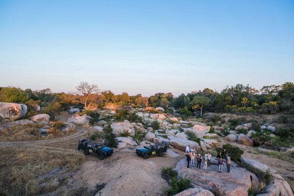 visite Kruger Afrique du Sud nature coucher du soleil