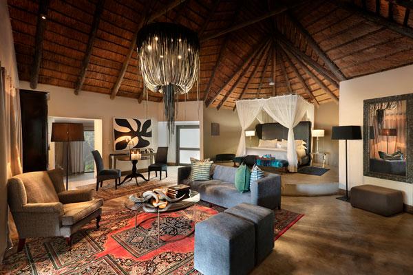 visite Kruger Afrique du Sud hébergement