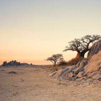 makgadikgadi pans botswana safari jacks camp luxe sur mesure