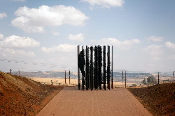 nelson mandela statue capture site voyage sur mesure