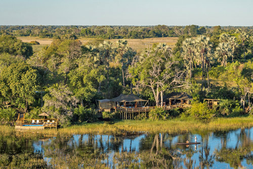 Pelo Camp Delta de l'Okavango - Botswana