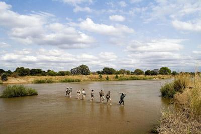 safari pied aventure zambie luxe sur-mesure boutique