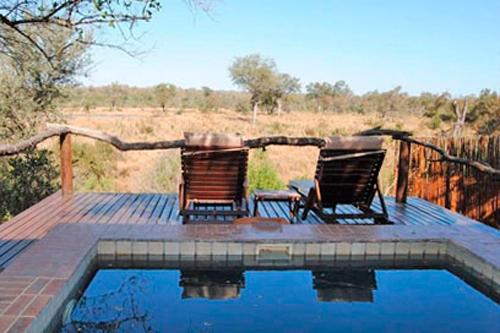 Voyage de rêves dans un lodge avec piscine en afrique