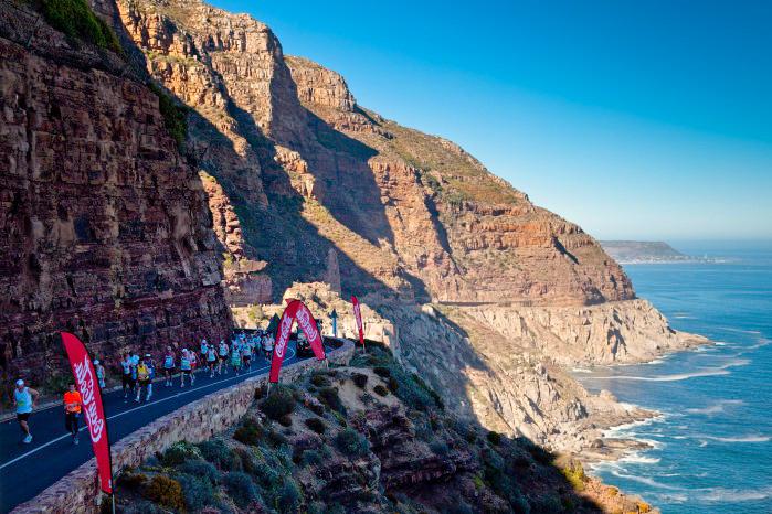 two oceans marathon race western cap mungo park voyage sur mesure