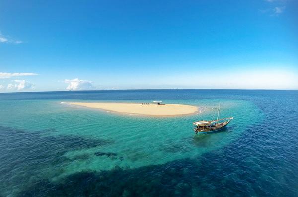 safari en voilier quirimbas mozambique
