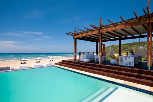 White pearl resort, hotel d'exception pour l'après safari