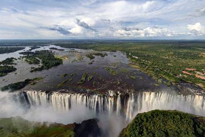 chutes victoria safari zimbabwe eco-tourisme